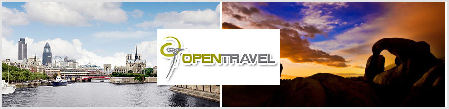Open Travel Logo
