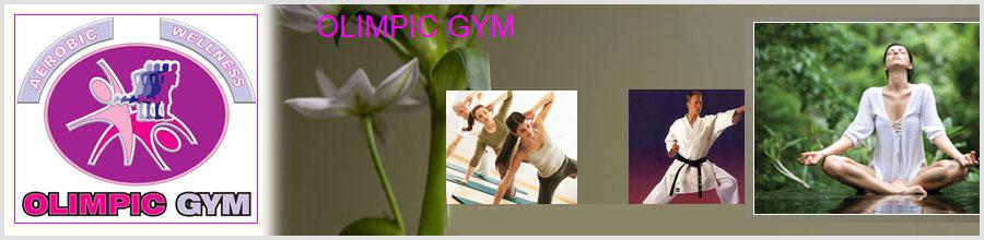 Olimpic Gym Logo