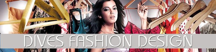 DIVES FASHION DESIGN Logo