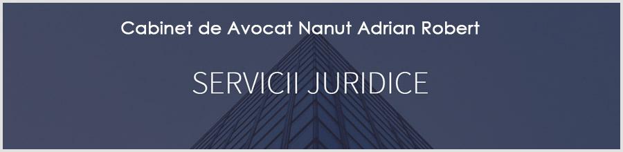 Nanut & Asociatii - Cabinet de Avocatura Bucuresti Logo