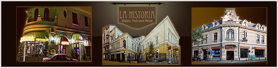 La Historia de Sudamerica Logo