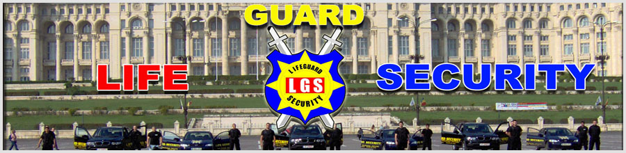 Life guard Security Logo
