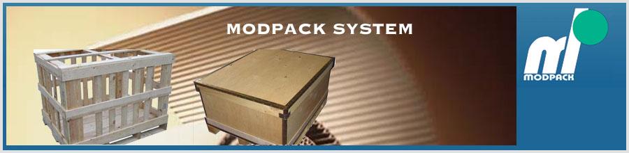 MODPACK SYSTEM Logo