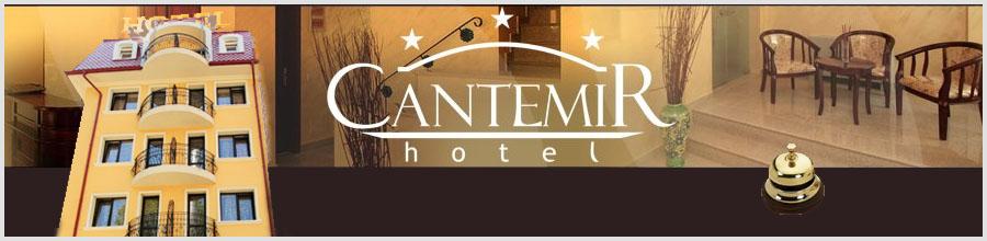Hotel Cantemir*** Logo