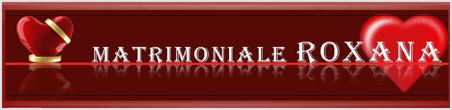Agentia matrimoniala Roxana Logo