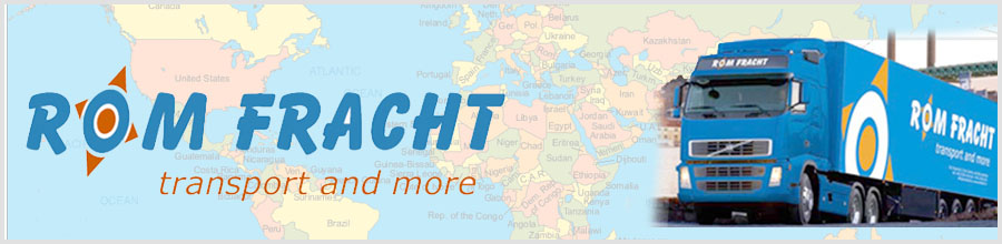 ROM FRACHT Logo