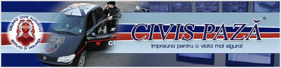 CIVIS PAZA Logo