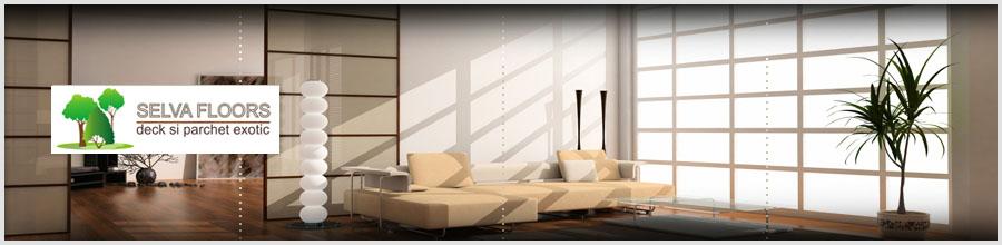 Selva Floors - Comercializare si montaj parchet si decking, Bucuresti Logo