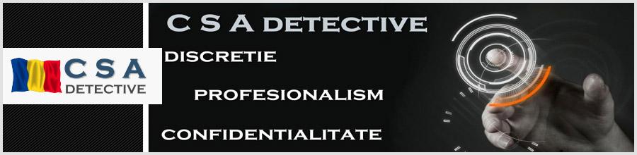 CSA DETECTIVE Logo