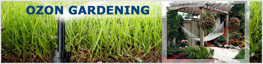 Ozon Gardening, Slobozia / Ialomita - Amenajari gradini,iazuri Logo