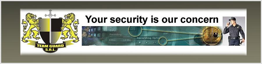 Agentie de Paza Team Guard Logo