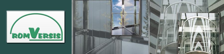 Romversis Top, instalare, modernizare, reparatii ascensoare Bucuresti Logo