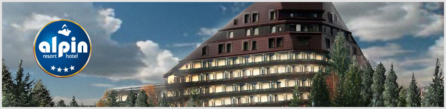 Alpin Resort Hotel**** Logo