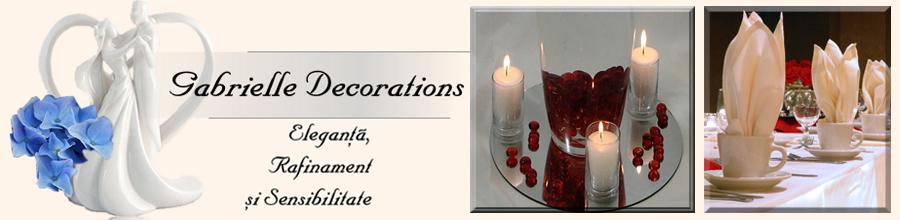 Gabrielle Decorations Logo