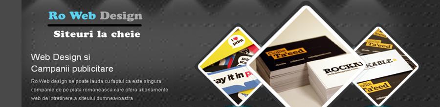 Ro Web Design & Pc-Laptop Repair Logo