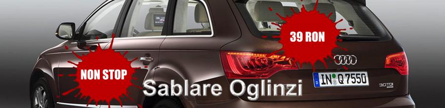 Sablare Oglinzi Logo