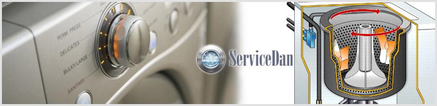 Service Electrocasnice Dan - Reparatii masini spalat Non Stop Bucuresti Logo