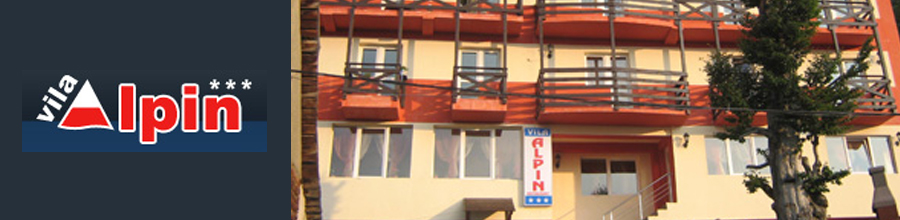 Vila Alpin Straja*** - jud. HUNEDOARA Logo