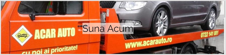 ACAR AUTO Tractari auto Ploiesti Logo