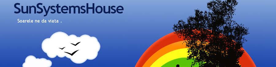 Sun Sysstems House Logo