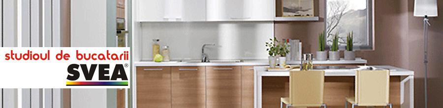 Studioul de bucatarii SVEA Logo