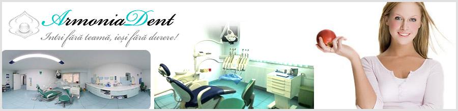 Armonia Dent-cabinet stomatologic-Bucuresti Logo
