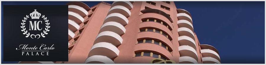 HOTEL MONTE CARLO PALACE**** Logo