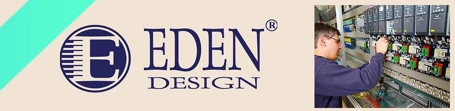 Eden Design Proiectare si executie instalatii electrice Arges Logo