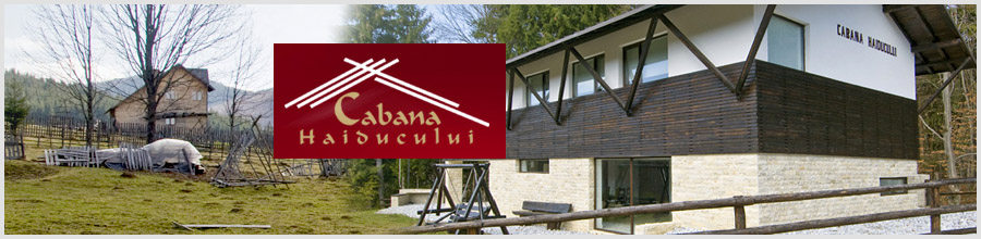 CABANA HAIDUCULUI Logo