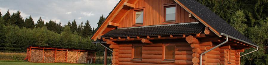 Ecowood Industry, Petrosani / Hunedoara - Producator case si mobilier de lemn Alpinhouse Logo