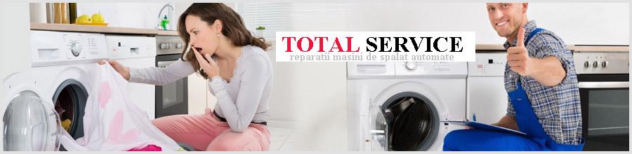 Total Service Bucuresti - Reparatii masini de spalat Logo