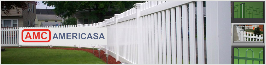 Americasa, Iclod / Cluj - Garduri si porti metalice sau PVC Logo