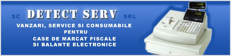 Detect Serv Logo