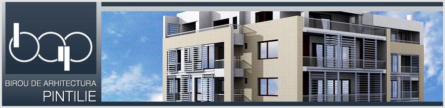 Pintilie + Partners Architecture & Engineering, Birou de Arhitectura Bucuresti Logo