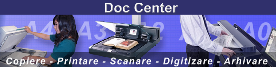 DOC Center Logo