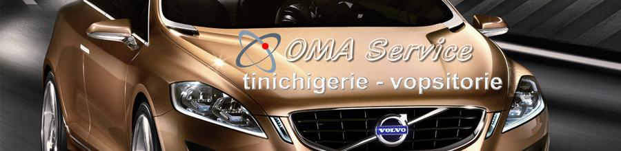 Oma Auto Service Colentina Logo