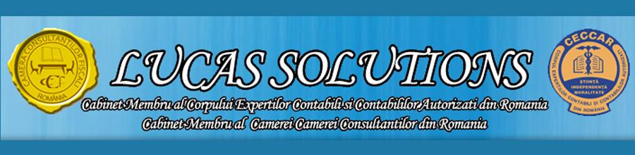 LUCAS SOLUTIONS Logo