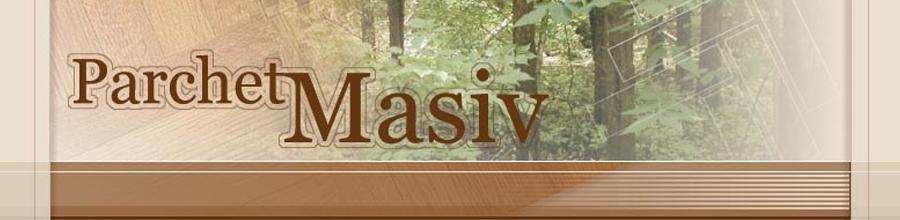 Parchet Masiv Logo