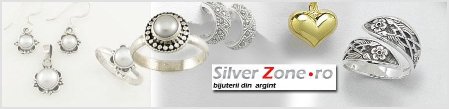 SilverZone.ro Logo