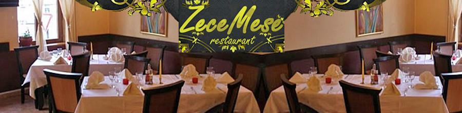 Restaurant Secuiesc Zece Mese Logo