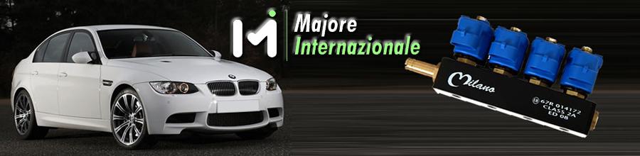 MAJORE INTERNAZIONALE Logo