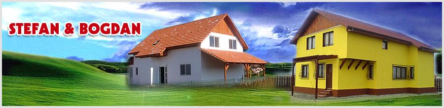 Stefan & Bogdan Prod,Ocolis / Alba - Constructii case din lemn Logo