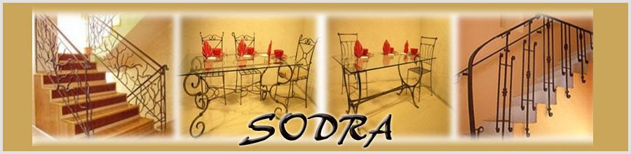 SODRA Logo