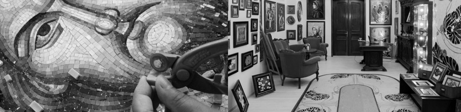 Art Georgies, Bucuresti - Pictura, mozaic si vitralii artistice Logo