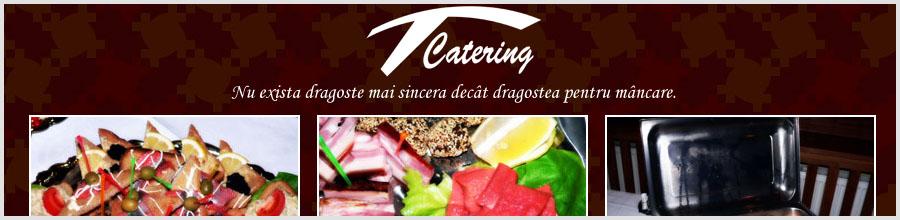 T.C Catering Logo