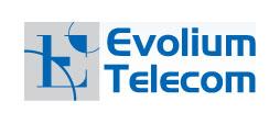 Evolium Telecom Logo