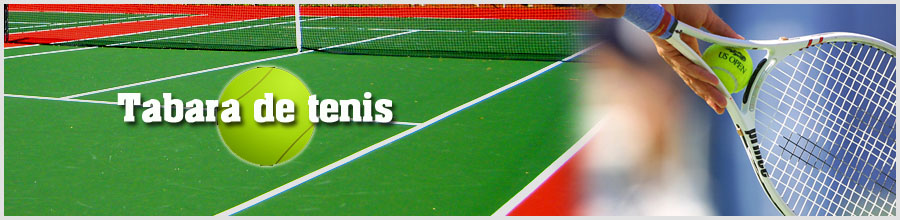 Tabara de tenis Logo