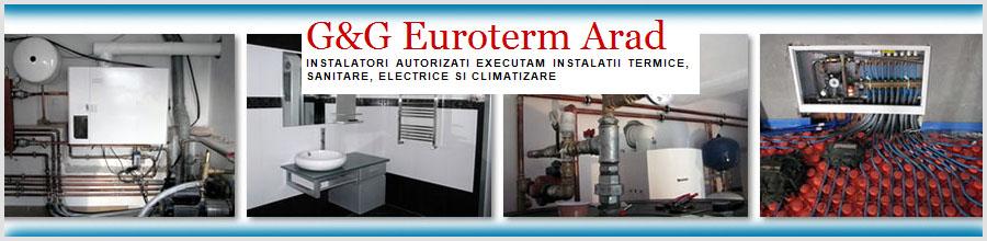 G&G EUROTERM ARAD Logo