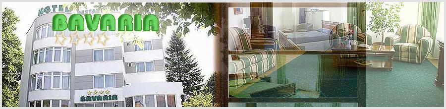 HOTEL BAVARIA **** Craiova Logo