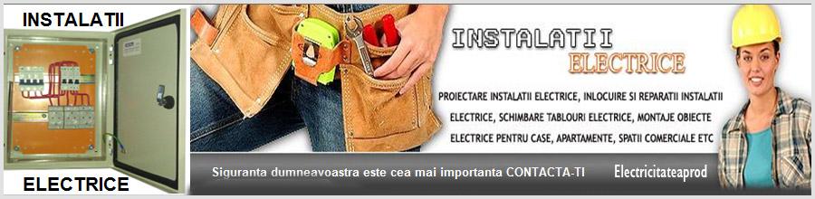 Amenajari-Locuinte.ro - Instalatii electrice, sanitare si termice Logo
